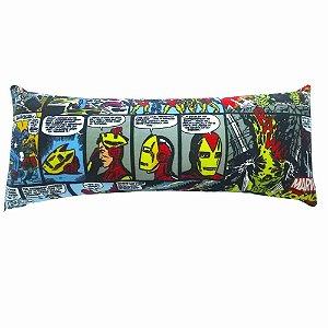 Almofada - Homem de Ferro - Marvel - 70x30cm