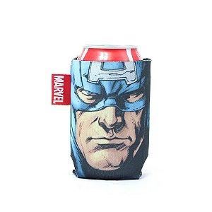 Porta Lata - Capitão América - Marvel