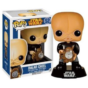 Funko Pop Nalan Cheel - Star Wars #52