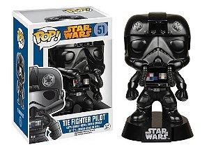 Funko Pop Tie Fighter Pilot - Star Wars #51