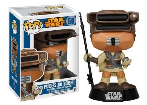 Funko Pop Boushh Leia - Star Wars #50