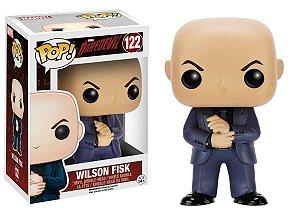 Funko Pop Wilson Fisk - Demolidor - Marvel #122