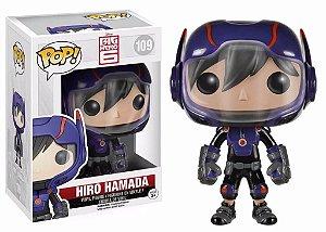 Funko Pop Hiro Hamada - Big Hero 6 - Disney #109