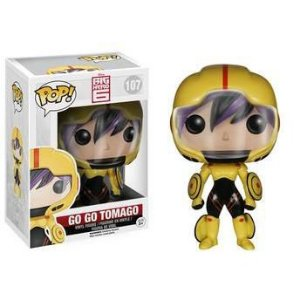Funko Pop Go Go Tomago - Big Hero 6 - Disney #107