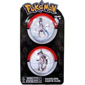 Chaveiros Pokemon - Mega Mewtwo X e Y - Tomy