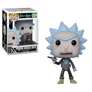 Funko Pop Rick and Morty - Prison Escape Rick # 339