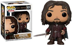 Funko Pop Aragorn - O Senhor dos Anéis #531