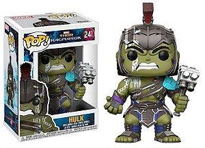 Funko Pop Hulk Gladiador - Thor Ragnarok - Marvel #241