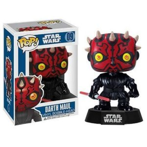 Funko Pop Star Wars - Darth Maul #09