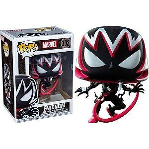 Funko Pop Gwenom - Spider-Gwen e Venom - Marvel