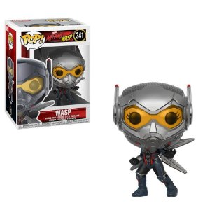 Funko Pop Vespa - Wasp - Homem-Formiga - Ant-Man - Marvel #341