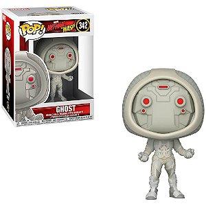 Funko Pop Fantasma - Ghost - Homem-Formiga - Ant-Man - Marvel #342