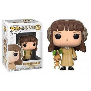 Funko Pop Hermione Granger - Aula de Herbologia - Harry Potter #57