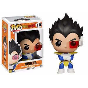 Funko Pop Anime Vegeta - Dragon Ball Z #10