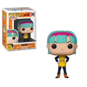 Funko Pop Anime Bulma - Dragon Ball Z #385
