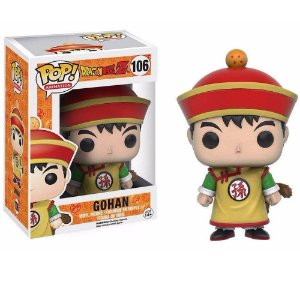 Funko Pop Anime Gohan - Dragon Ball Z #106