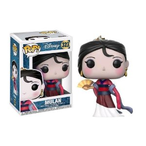 Funko Pop Mulan - Disney #323