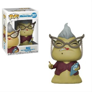 Funko Pop Roz - Monstros SA - Disney #387