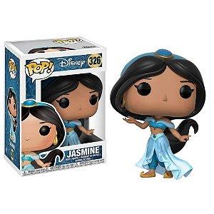 Funko Pop Jasmine - Aladdin - Disney #326