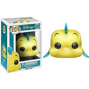 Funko Pop Linguado - Flounder - A Pequena Sereia - Disney #237