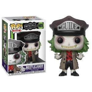 Funko Pop Movies Beetlejuice #605