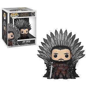 Funko Pop Game of Thrones Jon Snow Deluxe #72