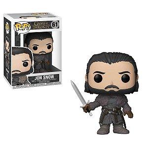 Funko Pop Game of Thrones Jon Snow #61