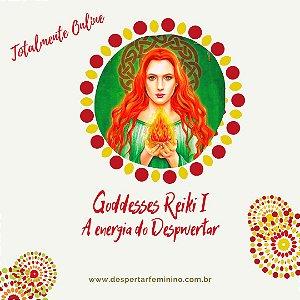 Godddesses Reiki | Reiki das Deusas (Curso a distância | Online)