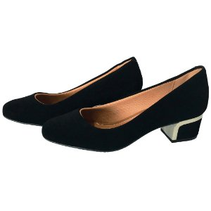fd88e40b7 Sapato Feminino Dmoon Nobuck Nude - Loja de Calçados Feminino ...