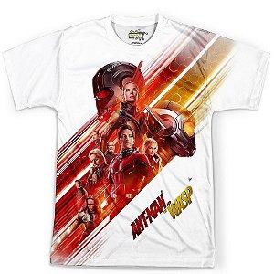 Camiseta Masculina Homem Formiga Estampa Total Md05