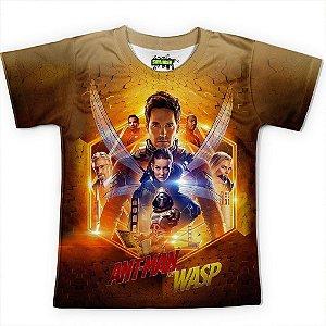 c0a6cd84f Camiseta Infantil Homem Formiga Estampa Total Md04