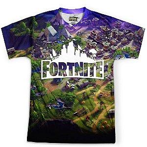 Camiseta Masculina Jogo Fortnite Md02