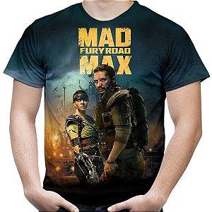 Camiseta Masculina Mad Max Estampa Total Md04