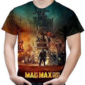 Camiseta Masculina Mad Max Estampa Total Md02