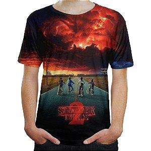 Camiseta Masculina Série Stranger Things 2 Md02