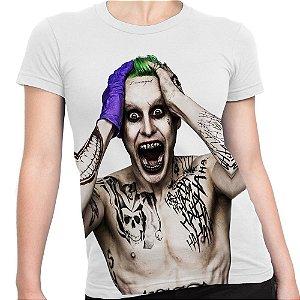 Baby look Feminina Coringa Joker  - Batman Universe