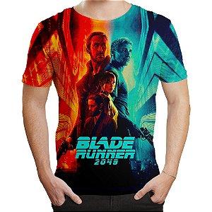 Camiseta Masculina Blade Runner 2049