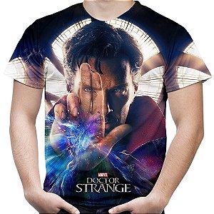 Camiseta Masculina Doutor Estranho Estampa Total MD01