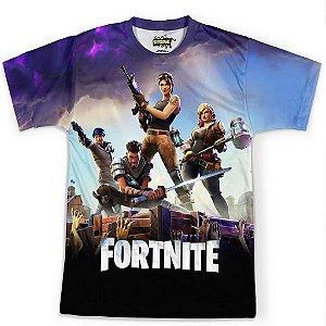 Camiseta Masculina Jogo Fortnite Md01