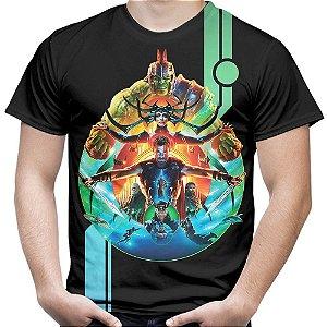Camiseta Masculina Thor Vs Hulk Thor Ragnarok Md03