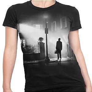 Camiseta Baby Look Feminina O Exorcista