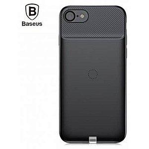 Case carregadora Baseus para IPHONE 7 - 3500 MAH