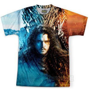 Camiseta Masculina Game Of Thrones Got MD13
