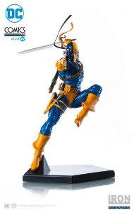 Exterminador Deathstroke by Ivan Reis (Regular) - DC Comics Serie 2 - 1/10 Art Scale