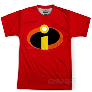 Camiseta Masculina Os Incríveis