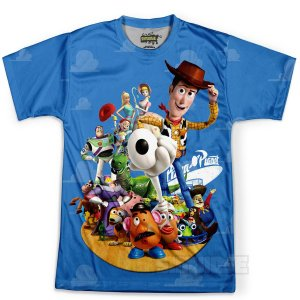 Camiseta Masculina Toy Story Md01