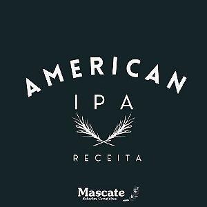 Receita American IPA