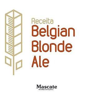 Receita Belgian Blonde Ale