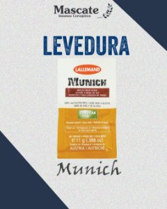 Levedura Munich - Lallemand