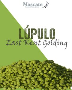 Lúpulo East Kent Golding